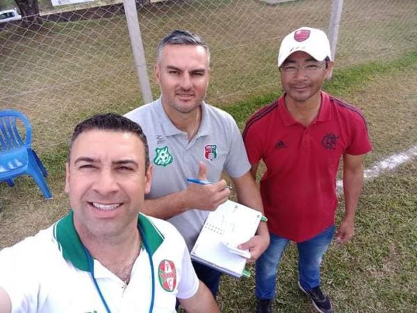 Flamengo realiza testes em Tenente Portela