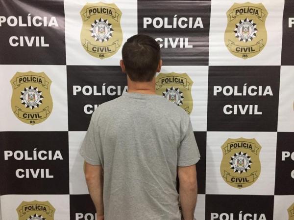 Polícia Civil prende suspeito de homicídio em Esperança do Sul
