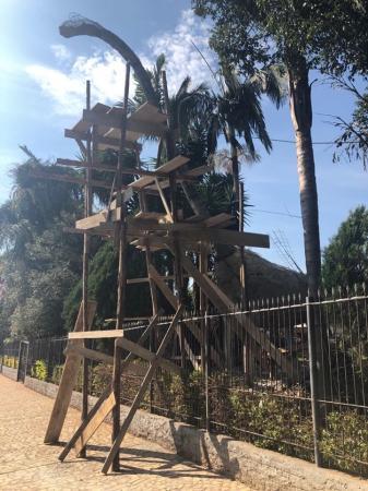 Empresário constrói parque temático em Tenente Portela