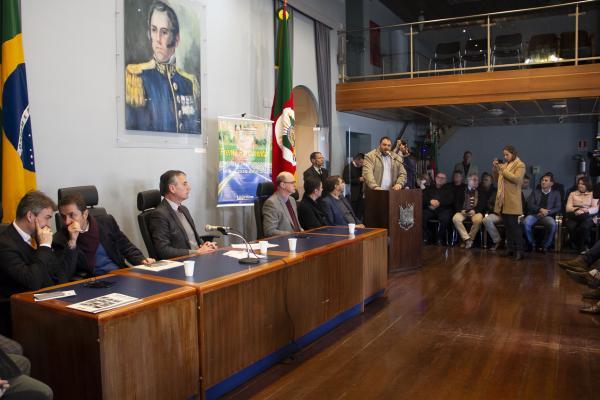 Frente Parlamentar poderá ajudar municípios da região