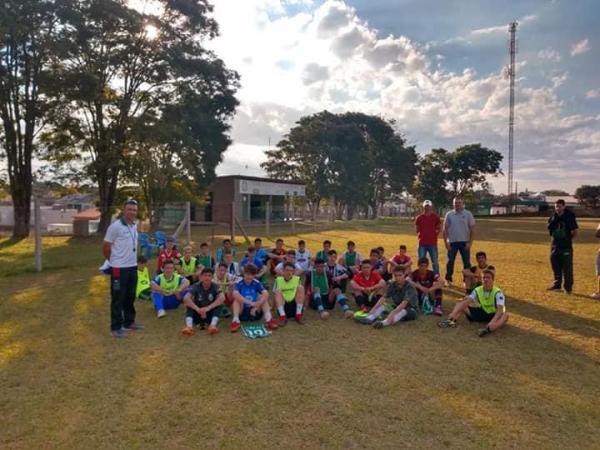 Atletas da região são selecionados para testes no Flamengo