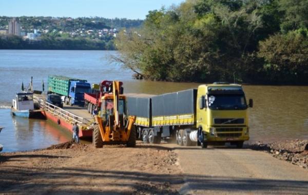 Ponte sobre o Uruguai