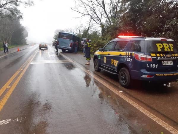 Motorista que morreu na BR 468 era servidor da Prefeitura de Santa Rosa