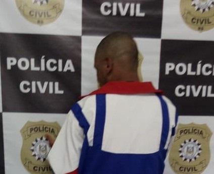 Redentora: Agentes da Polícia Civil prendem acusado de tentativa de duplo feminicídio