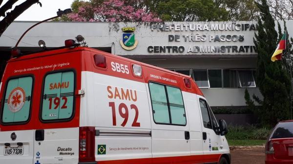 Por falta de repasses, sete municípios da região  ficam sem atendimento  do SAMU