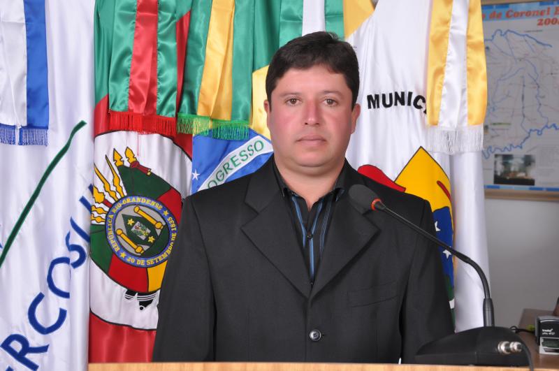 Edil solicita a apresentação das ações desenvolvidas na área da agricultura