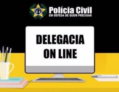 Polícia Civil destaca serviço online para registro de ocorrências