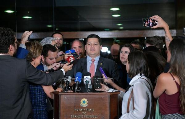 Senado Federal pretende concluir trâmite da reforma da Previdência até 02 de outubro
