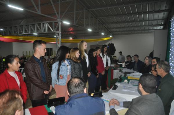 Câmara Jovem transformou alunos em vereadores em Tenente Portela