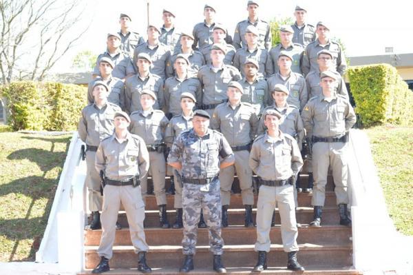 25 novos policiais militares são incorporados ao 7º BPM