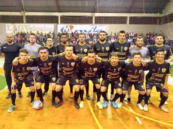 Confira os resultados da primeira rodada da Copa Noroeste de Futsal