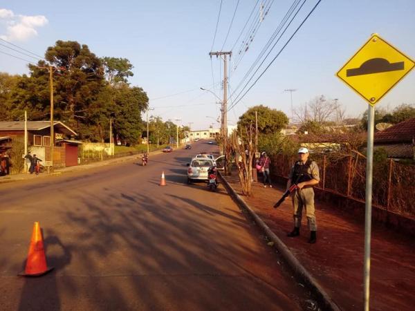 Operação Avante é realizada em cidades da Região Celeiro