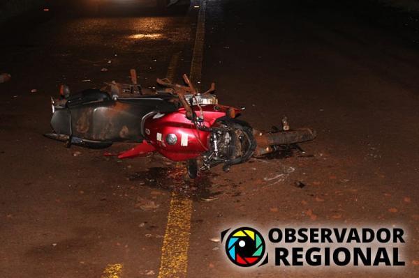 Motociclista morre em acidente na ERS 518 entre Braga e Campo Novo