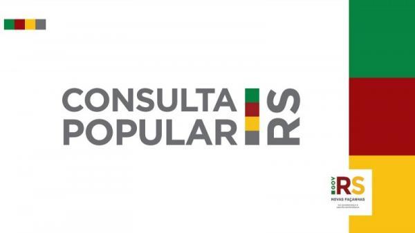 Começa hoje a votação da Consulta Popular