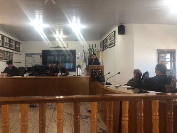 Ações na área da agricultura são apresentadas na Câmara de Vereadores