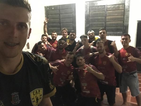 CAP vence a primeira na Copa Noroeste de Futsal