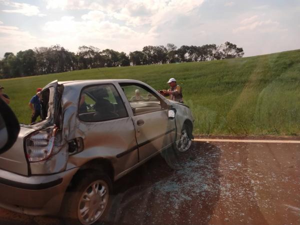 Homem de 24 anos morre em acidente na ERS-330, em Derrubadas
