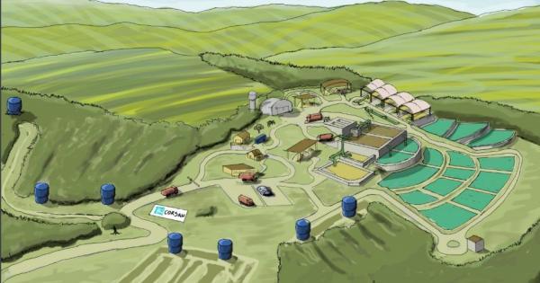 Central Regional de Lodos e Fossas Sépticas será instalada em Três Passos