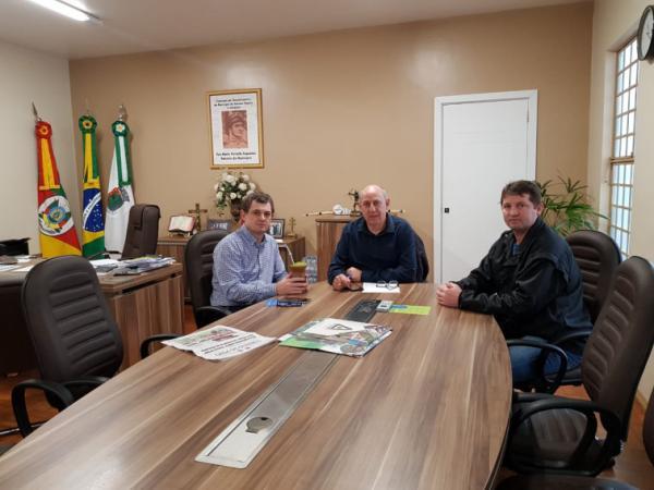 Empresa Ave Mais anuncia investimento de R$ 4 milhões em Tenente Portela