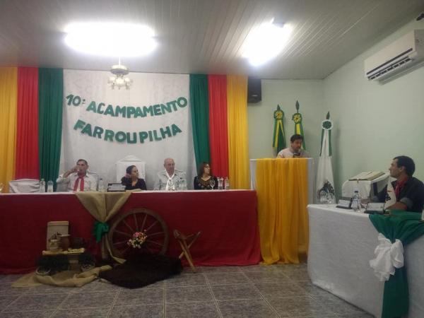 Legislativo de Tenente Portela realiza Sessão Solene alusiva a Semana Farroupilha