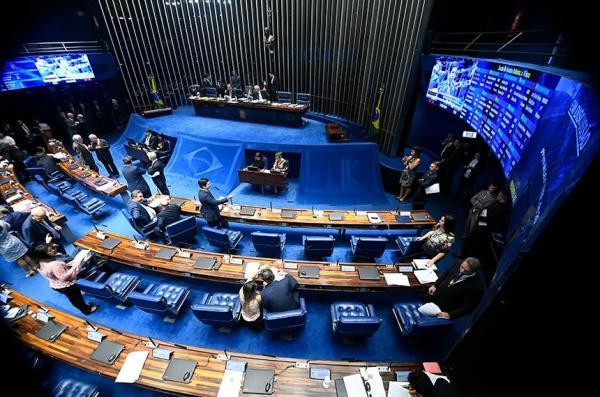 Senado aprova dispositivo que regulamenta o Fundo Eleitoral