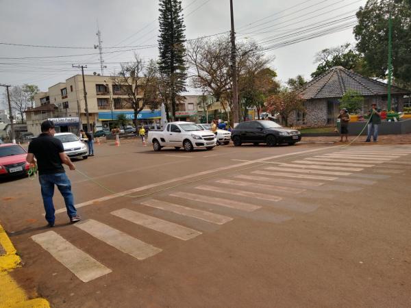 Pedágio Educativo orienta motoristas sobre dicas de trânsito e educação ambiental