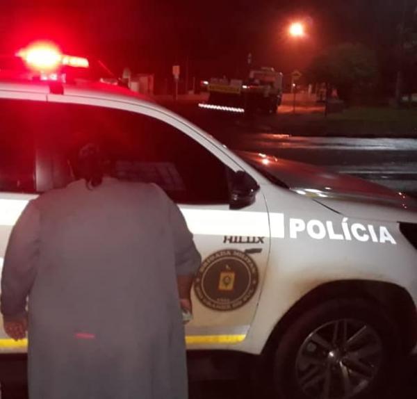BM prende mulher por tráfico de drogas em Três Passos