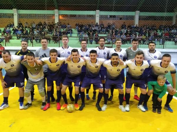 Copa Noroeste de Futsal: São Martinho se isola na liderança da Chave A