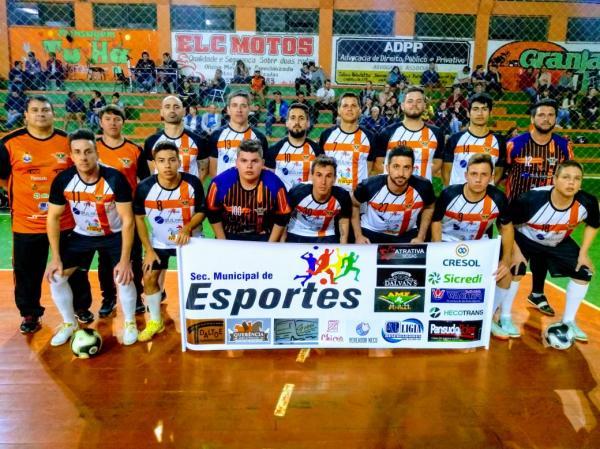 Confira os resultados da Chave B da Copa Noroeste de Futsal