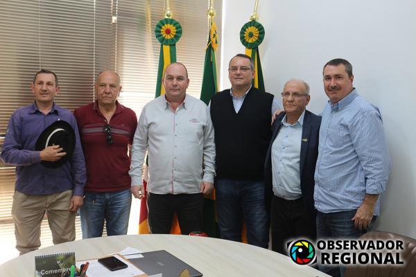 Reunião debate Usina de Etanol em Campo Novo