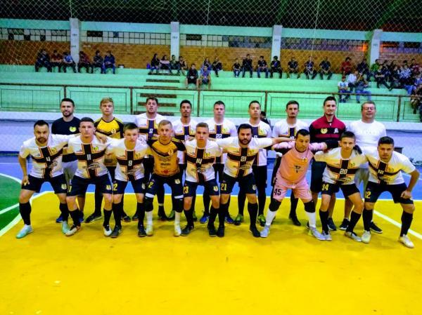 Três equipes dividem a liderança da Chave A na Copa Noroeste