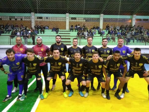 Copa Noroeste de Futsal: CAP joga a vida hoje em Crissiumal