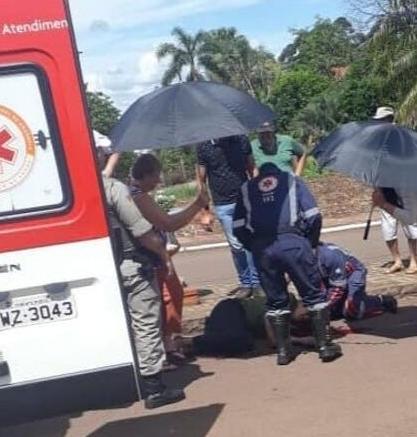 Homem morre após queda de bicicleta em Vista Gaúcha