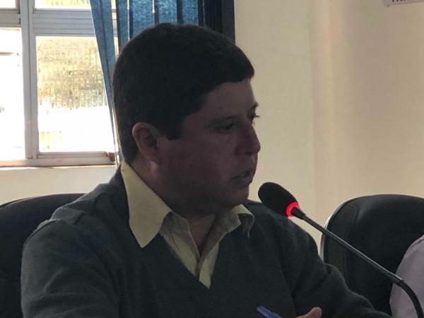 Vereador solicita reparos em estradas de Coronel Bicaco em virtude da colheita de trigo