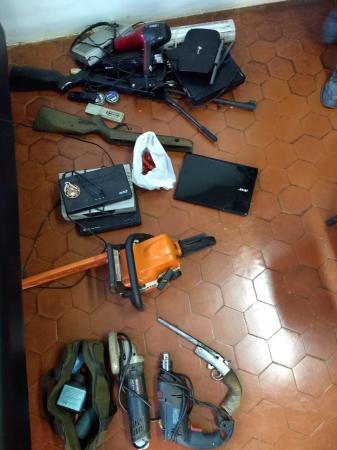 Polícia Civil de Redentora desencadeia Operação Guarita