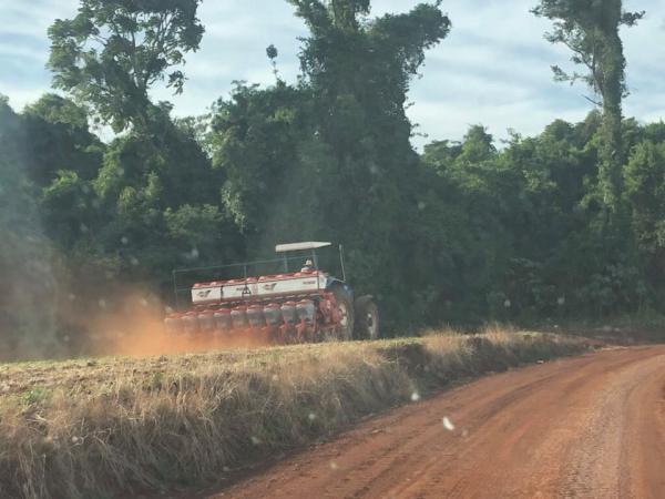 Produtores do RS se preparam para a semeadura da soja