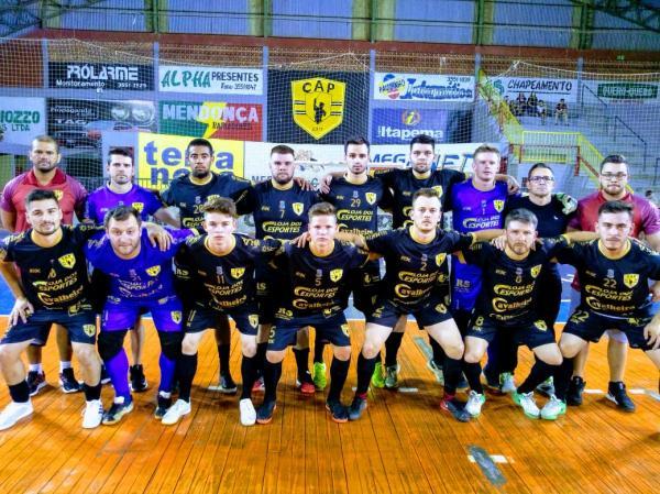 Terça-feira será de clássico entre CAP x ATLEC pela Copa Noroeste de Futsal