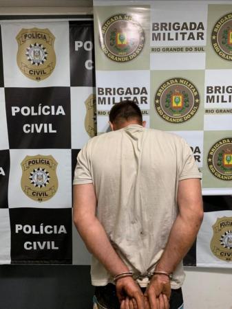 Recapturado homem que havia fugido do presídio de São Luiz Gonzaga