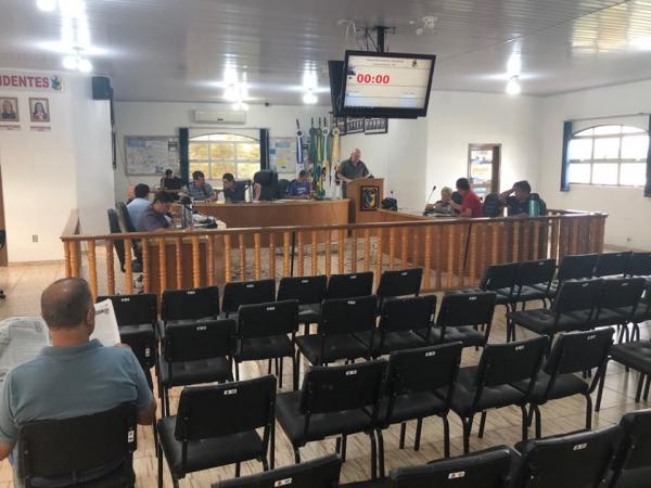 Legislativo de Coronel Bicaco aprova proposições da bancada do MDB