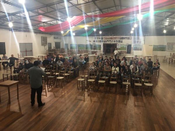 Associados definem o futuro do Hospital de Coronel Bicaco