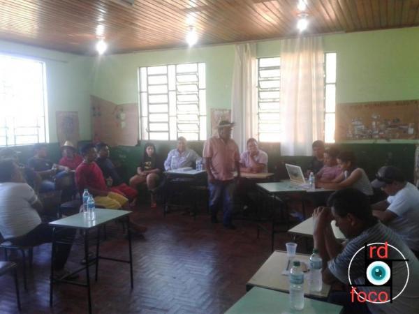 Caciques do estado demonstram apoio a Carlinhos Alfaiate