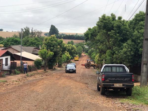 Vereadores cobram agilidade em obras asfálticas na cidade de Coronel Bicaco