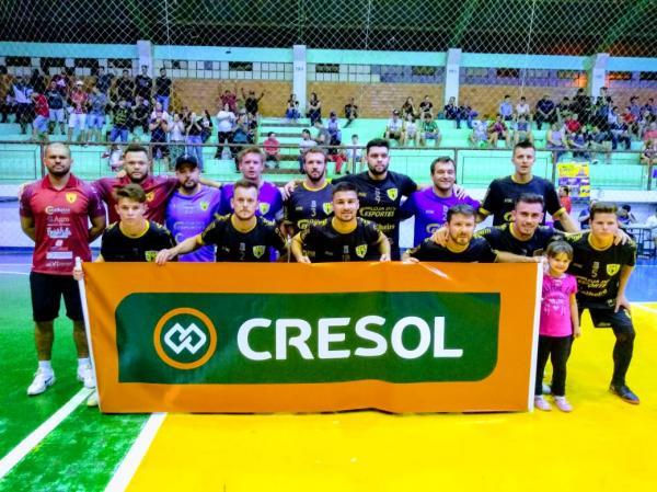Copa Noroeste de Futsal: Segundo finalista será definido na sexta-feira