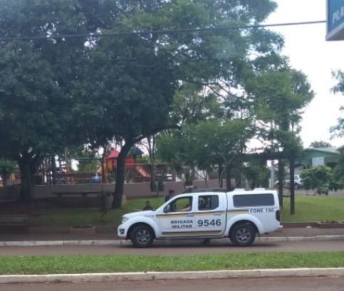 Brigada Militar recaptura foragido em Miraguaí