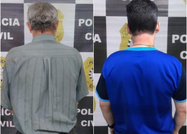 Três Passos: Duas pessoas são presas preventivamente por tráfico de drogas