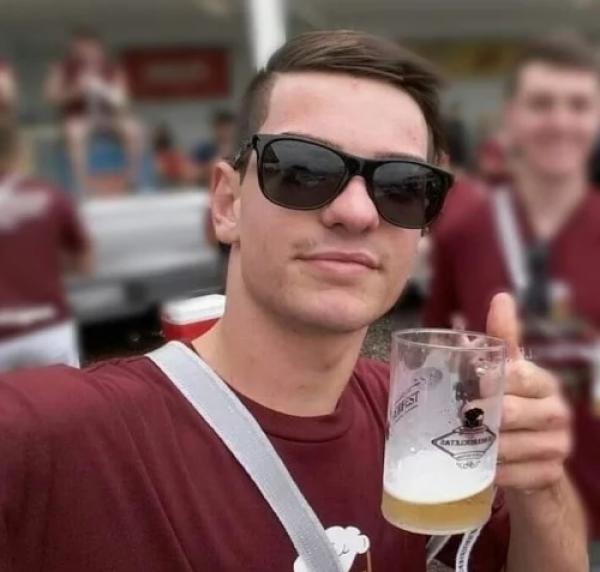 Laudo oficial da necropsia aponta que Andrei Franchini morreu por afogamento