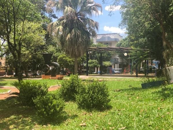Edil solicita obras para embelezar a cidade de Coronel Bicaco