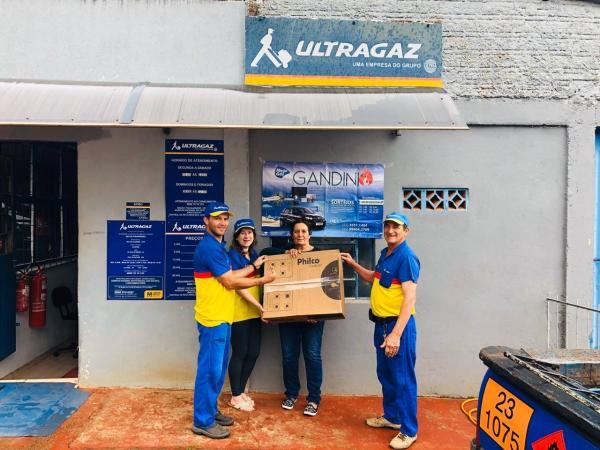 Portelenses são premiados em Campanha de prêmios da Ultragás