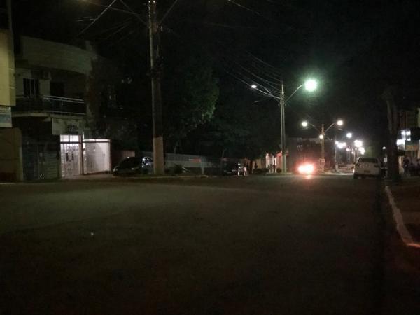 No Legislativo: Vereador mostra preocupação com a segurança pública em Coronel Bicaco