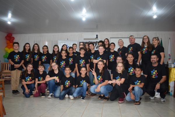 Sicredi Celeiro RS/SC institui novas cooperativas escolares